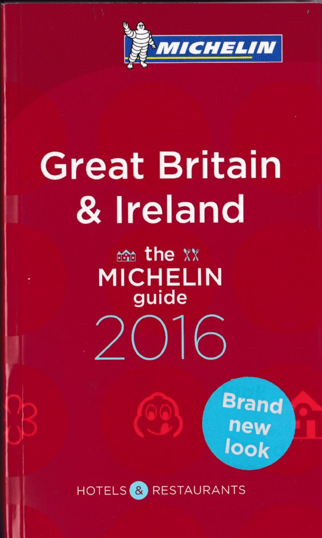 "The Dulaig - a ""Top Pick for Scotland"" in The Michelin Guide 2016!"