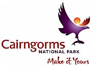Cairngorms National Park - Make it Yours logo