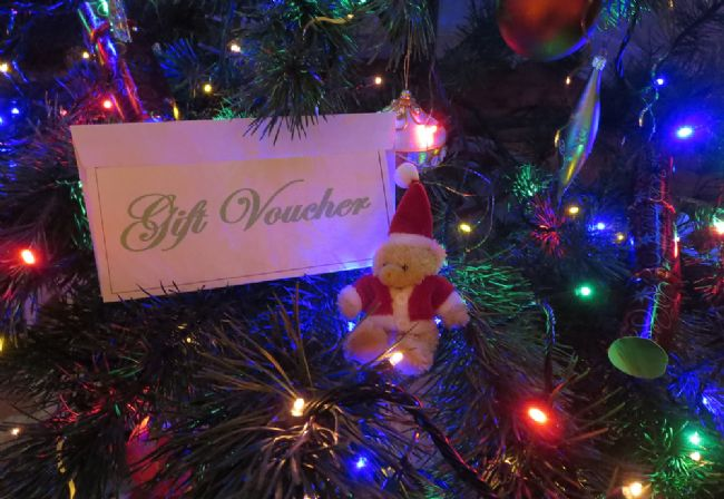 The Dulaig Gift Voucher....a perfect gift from Santa!