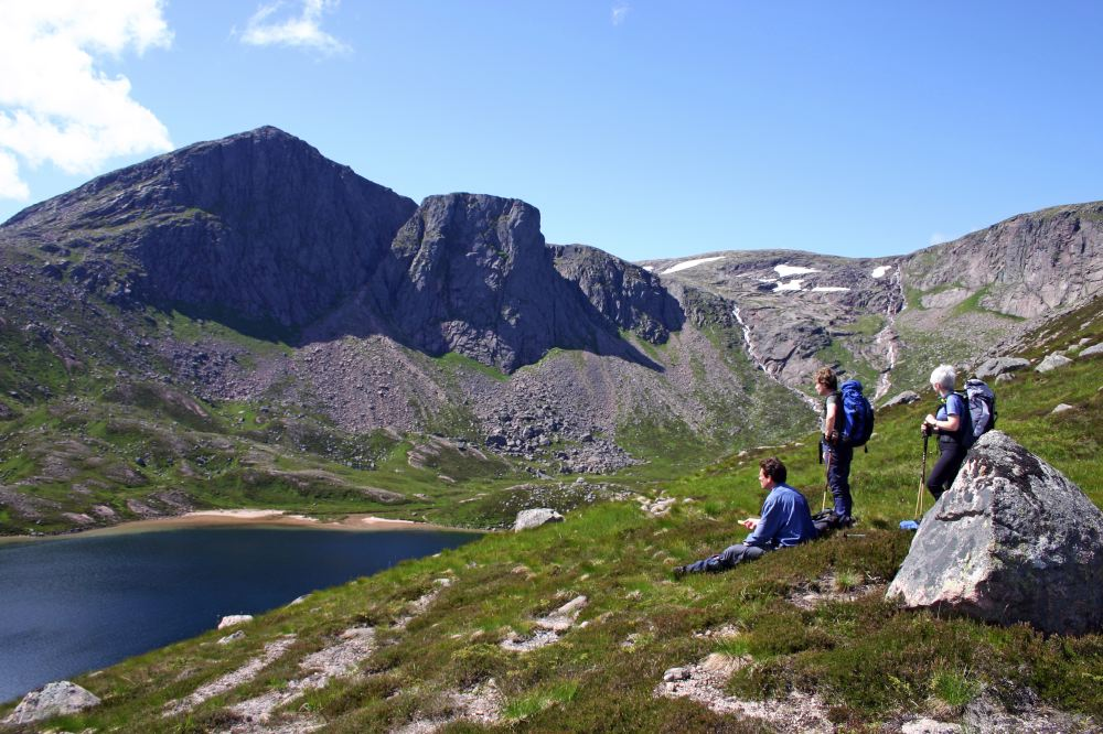 Local Activities In The Cairngorms Near Aviemore