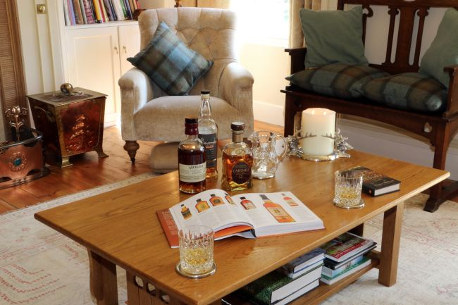 For The Scotch Malt Whisky Trail - The Dulaig B&B is a perfect base