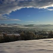 Grantown-on-Spey - great views of the Cairngorms from the Viewpoint