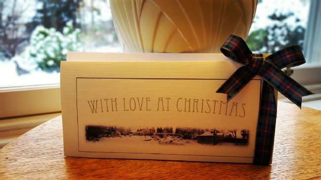 The Dulaig Christmas Gift Voucher makes a wonderful gift for someone special